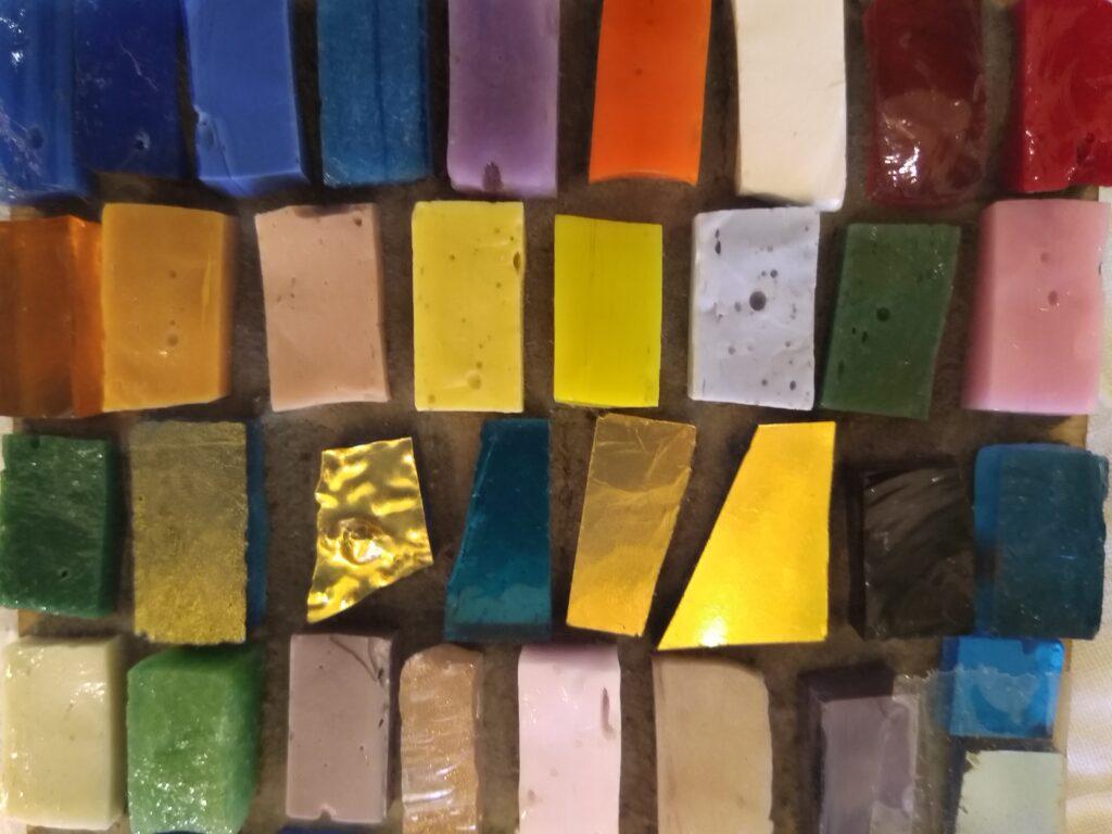vetro mosaico