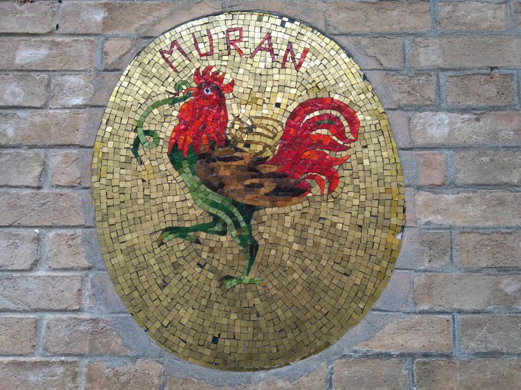 Murano mosaico