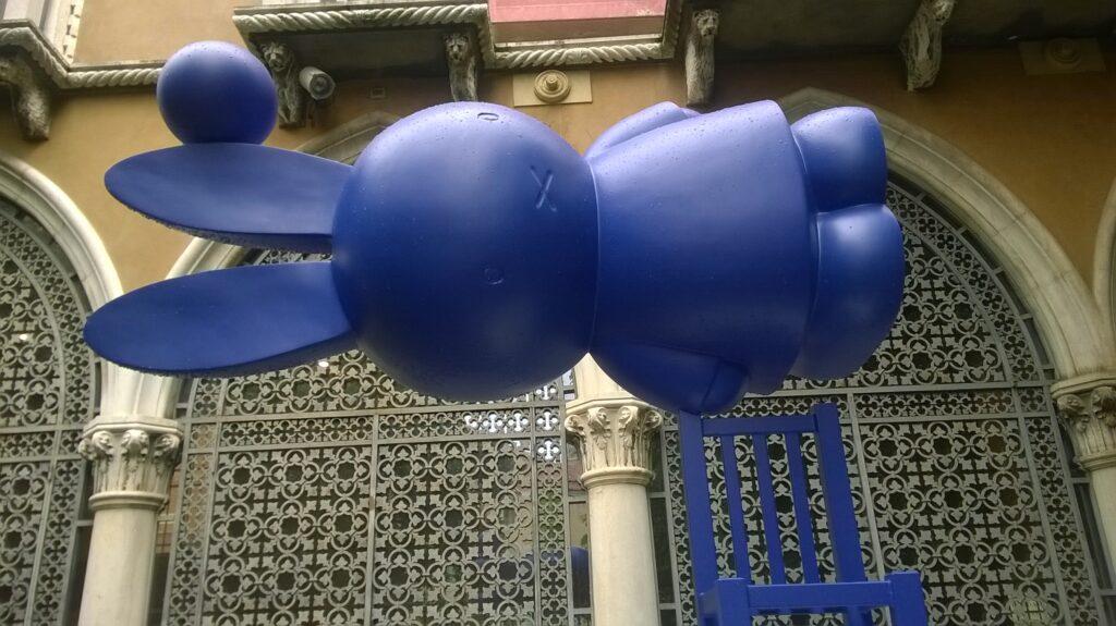 arte contemporanea a Venezia